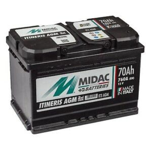 batteria midac start and stop